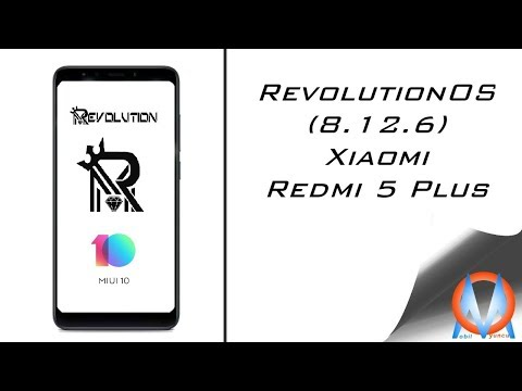 Android Pie: Android Pie Rom For Redmi 5 Plus