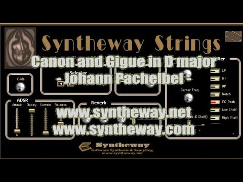 Syntheway Virtual Hammond B3 Organ Vst Software