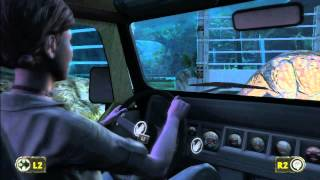 Jurassic Park: The Game, Episode 1: The Intruder, PS3 Playthrough