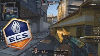 ECS S6 Finals - Astralis vs MIBR - EPIC GAMES!! - Highlights - CS:GO