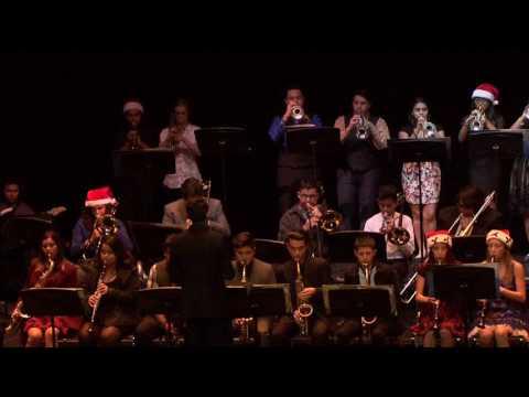 3. Jingle Bell Rock - Jefferson Jazz Band