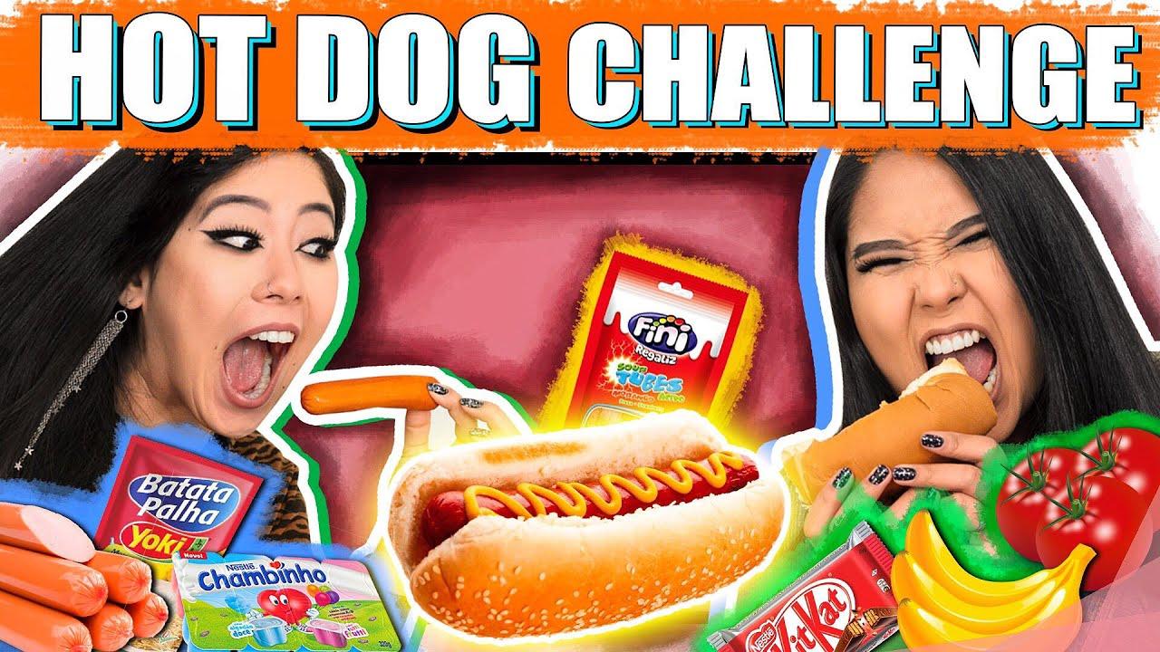 hot dog challenge blog das irm s youtube. Black Bedroom Furniture Sets. Home Design Ideas