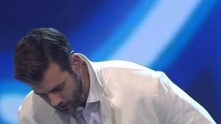 Pär Lernström tolkar Darin - Idol Sverige (TV4)