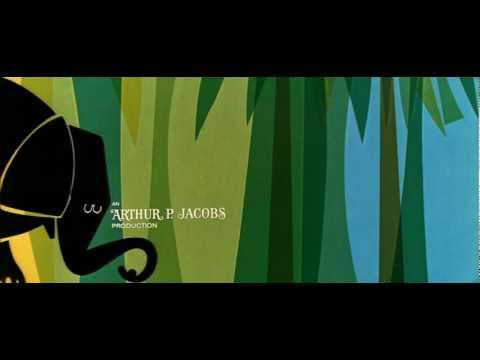 Doctor Dolittle Title Sequence 1967