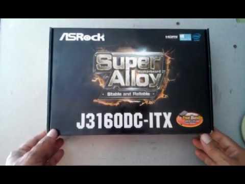 ASROCK J3160DC-ITX WINDOWS DRIVER DOWNLOAD