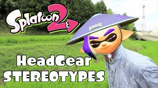 Splatoon 2 Gear Stereotypes - Part 1