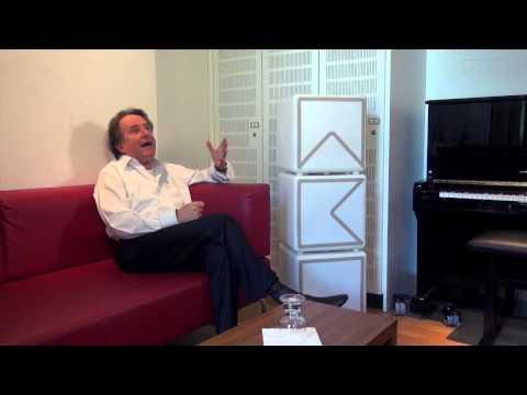 Pianist Rudolf Buchbinder im WKOTalk