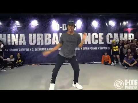 Lyle Beniga-East Coast Remix O-Dog DANCE CAMP 2017.09