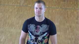 Sebastian Damp Funky @ German World of Dance 2012 Wettbewerb Social Dancing Competition