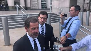 Steve Stenger sentenced to 46 months in federal prison