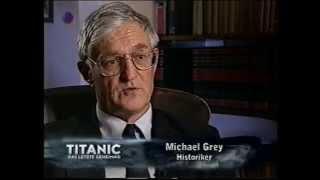 Titanic-Das letzte Geheimnis - Teil 1   SAT.1 (präsentiert von Bernard Hill) [Doku, deutsch]