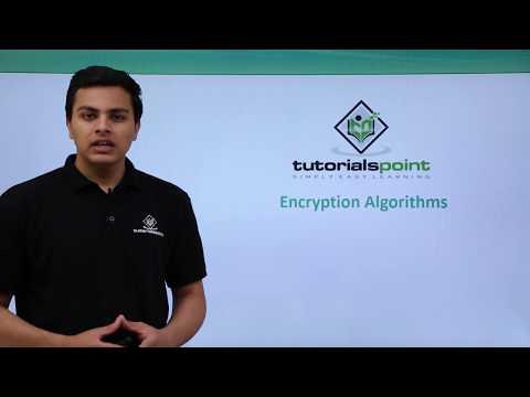 Ethical Hacking - Encryption Algorithm