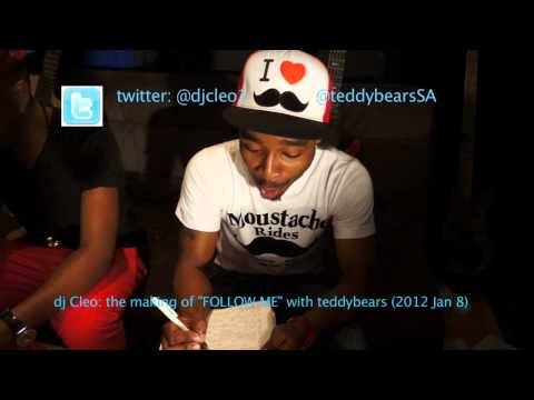 "dj cleo tv - the making of ""follow me"""