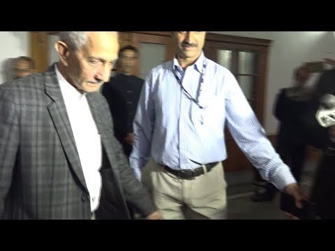 Dineshwar Sharma arrives Jammu on two day visit