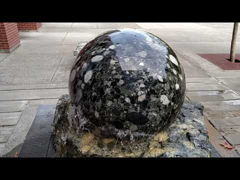Whatcom Community College Levitating Sphere