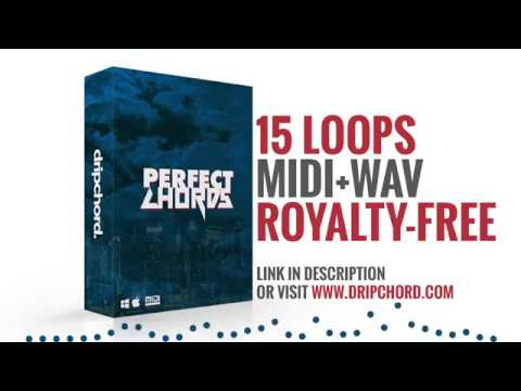 NAV & Metro Boomin Loop/Sample Pack - 15 Loops, MIDI and WAV