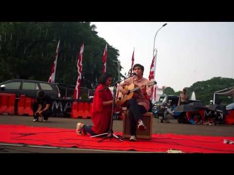 Aksi Kamisan - Banda Neira Ananda Badudu - Lagu Rindu