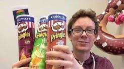 LIDL Angebot: Pringles Fried Chicken Flavour und alle Sorten der American Style Edition im Test!