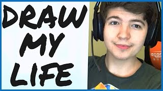 One of PrestonPlayz - Minecraft's most viewed videos: Draw My Life - PrestonPlayz / TBNRfrags