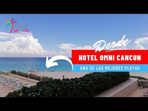 Hotel Omni Cancun Recorrido de Inspección | Vacaciones Familiares México