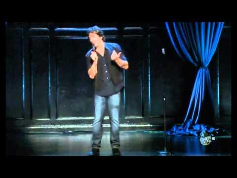 Greg Giraldo notices an audience member sleeping...