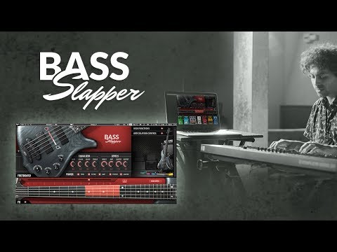 Introducing the Waves Bass Slapper Virtual Instrument