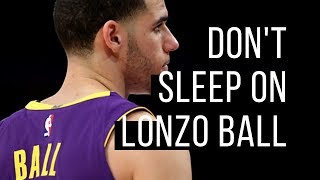 Don't Sleep on Lonzo Ball Going from Los Angeles Lakers to New Orleans Pelicans in NBA Trade