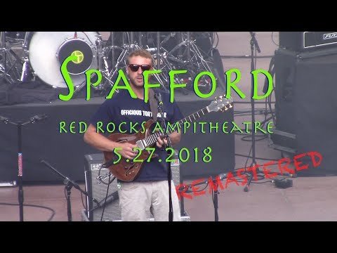 Spafford Live at Red Rocks 5-27-2018