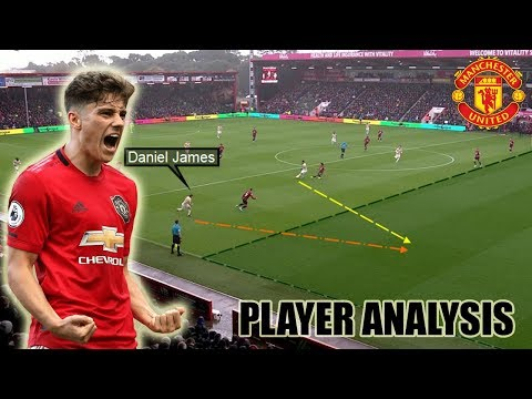 Daniel James | Player Analysis | The Young Man United Winger