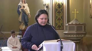 Karcagi Római Katolikus szentmise 2019.03.31.