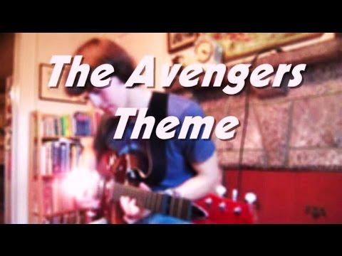 Avengers Theme - Guitar Tutorial