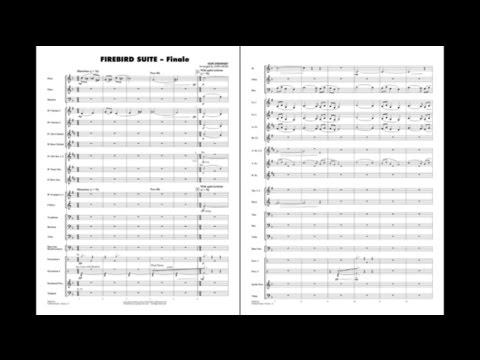 Firebird Suite - Finale by Igor Stravinsky/arr. John Moss