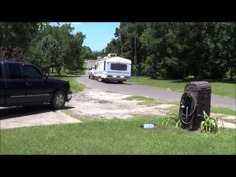 Award Travel Trailer Leaving Home