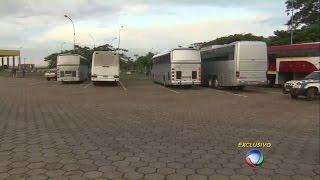Domingo Espetacular - Ônibus Clandestinos 12/06/2016