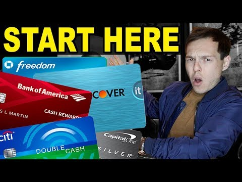 The 5 BEST Credit Cards For Beginners (2019)