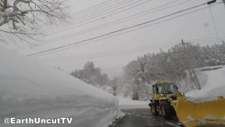 Driving In Japan's Snow Country 日本雪国 thumbnail