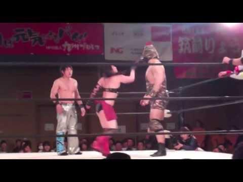 Pervert wrestler  (変態レスラー)