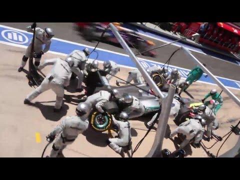 2012 European Grand Prix - Valencia Behind The Scenes - /SHAKEDOWN