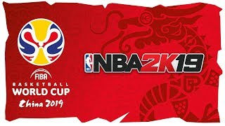 NBA 2K19 - How To Setup The FIBA 2K19 Roster (PS4)