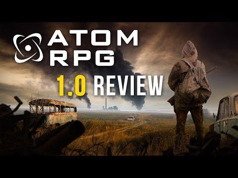 Atom RPG 1.0 Review