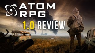 Atom RPG 1.0 Review (Video Game Video Review)