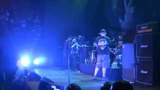 "Hatebreed LIVE Dead Man Breathing : Utrecht, NL : ""Pandora"" : 2014-08-03 : FULL HD, 1080p"