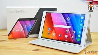 ASUS ZenPad 8 Review + Accessories