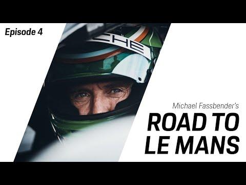 Michael Fassbender: Road to Le Mans - Season 2, Episode 4 – Baptism of fire