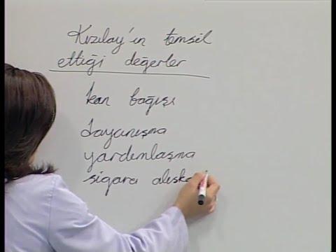 Gruplar, Kurumlar, Sosyal Örgütler, Toplum İçin Çalışanlar - İlköğretim 5. Sınıf Sosyal Bilgiler
