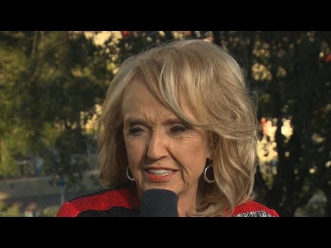Former Arizona governor Jan Brewer on Trump