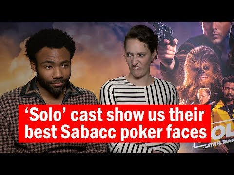 'Solo' cast featuring Donald Glover | Star Wars interviews | Time Out London