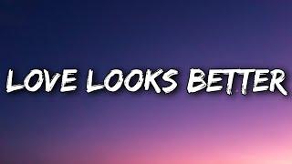 Alicia Keys - Love Looks Better (Lyrics)