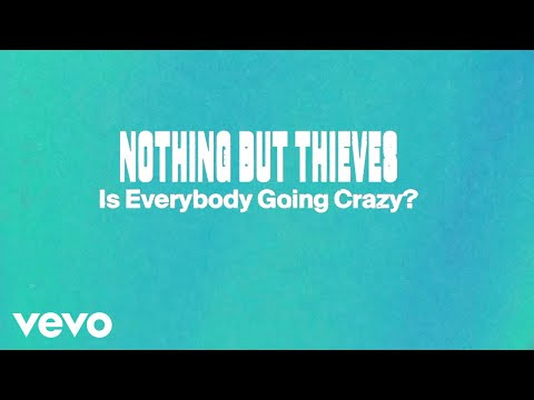 Is Everybody Going Crazy? (Lyric Video)