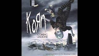 Korn - Coming Undone (HQ Audio)